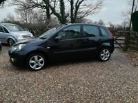 Ford Fiesta 1.4 Freedom - 5 Door Hatchback Black - Lovely Example