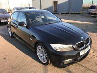 BMW 318d M Sport, Automatic, Start Stop, Parking Sensors, Bluetooth, 12 Month Mot, 3 Month Warranty