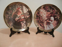 'Victorian Christmas' Collection LOT of 2 by Sandra Kuck