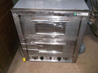 Baker's Pride Pizza Oven – Two Deck, Electric  #904N-13