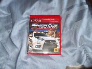 Midnight Club Los Angeles: Complete Edition (PS3) à vendre