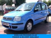 2004 FIAT PANDA DYNAMIC 1.2 LOW MILES 2 KEYS LONG MOT 5DR 59 BHP