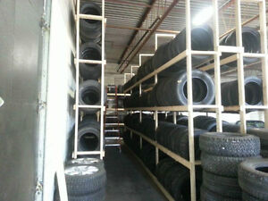 NEW & USED TIRES FROM $50 BALANCING & INSTALLATION INCLUDED
