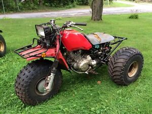 1985 Honda 250 Big Red (Parts Trike or Project) $250