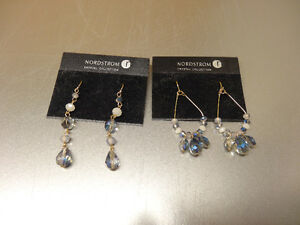 Set of 2 earrings and necklace - Nordstrom Rack - new!