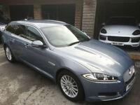 Jaguar XF 2.2TD ( 163ps ) ( s/s ) Sportbrake Auto 2013MY SE Business