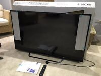 Sony Bravia 4K Ultra HD 55 Inch TV