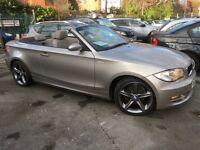 BMW 1 SERIES 118d Sport (cashmere silver metallic) 2009