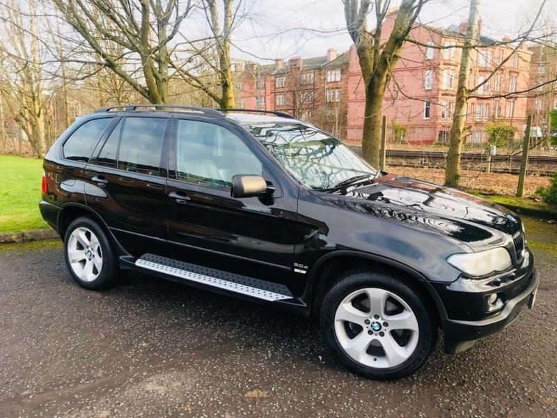 2006 bmw x5 3 0 d sport 5dr in broomhill glasgow gumtree. Black Bedroom Furniture Sets. Home Design Ideas