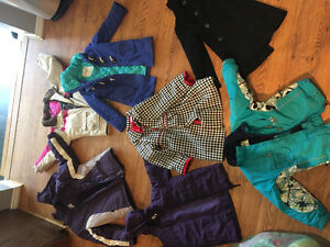Size 6-8 girls clothes