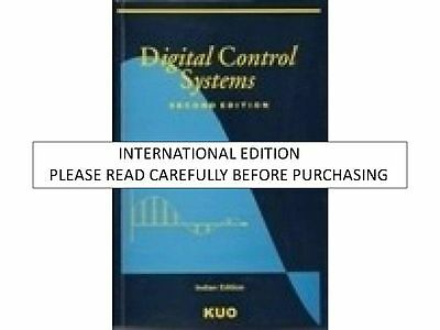 Digital Control Systems 2 E By Kuo