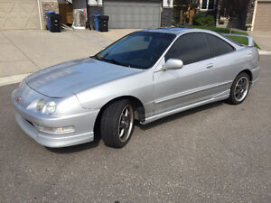 1998 - 2001 Acura Integra GS parts - PARTING OUT