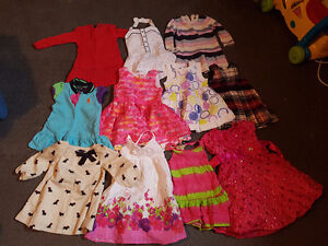 Brand name toddler girl clothes size 18m-2t