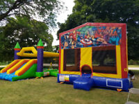 Funtastic Ent– Bouncy castle / Balloon Twisting / Face Painting