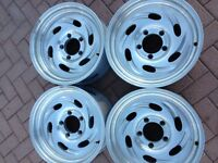 "17"" Alloy Wheels-great for winter tires"