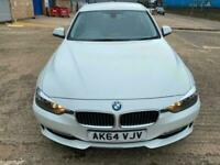BMW 320 2.0 ( 184bhp ) ( s/s ) 2014 i Luxury HEATED LEATHER SATNAV