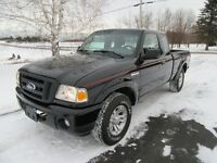 2011 Ford Ranger SPORT   4X4  4.0 L  ONLY  88 KM  5 SPEED