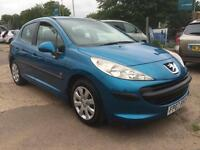 2007 Peugeot 207 1.4-AIR CON-FULL SERV HIST-JUST SERVICED