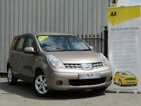 Nissan Note 1.4 16V ACENTA (beige) 2008