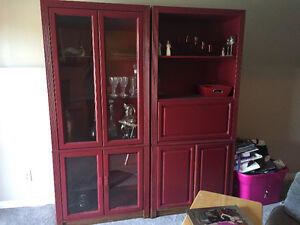 Two cabinets!! Cambridge Kitchener Area image 1