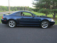 2003 Ford Mustang gt Coupe (2 door) v8