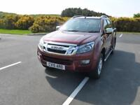 Isuzu D-Max Td Utah Dcb Pick-Up 2.5 Manual Diesel