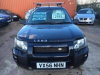 2006 Land Rover Freelander Td4 Se Station Wagon 2
