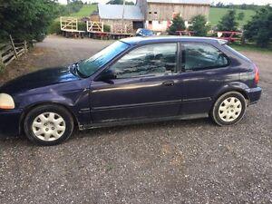 1998 Civic Hatchback