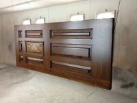 ANY FURNITURE/ hutches, dressers, any cabinets / refinishing