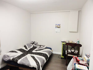 Basement suite available for rent in Oakridge area (Female only)