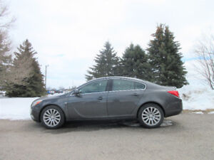 "2011 Buick Regal CXL Luxury Sedan- 4 NEW 18"" TIRES &  $61/ week"