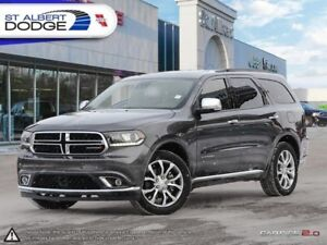 2018 Dodge Durango Citadel  JUST ARRIVED