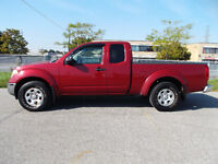 2007 Nissan Frontier King Cab