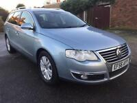 2006 Volkswagen Passat 2.0TDI DPF ( 170PS ) DSG AUTO, LEATHER, SAT NAV