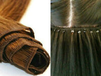 Hair Extensions - (micro link, bead or brazilian knot)