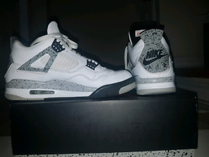 2016 Cement 4, 9/10 condition, size 10