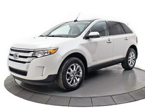 2014 Ford Edge Limited, AWD, NAV, CUIR, TOIT, BLUETOOTH