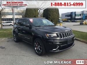 2016 Jeep Grand Cherokee SRT  - Navigation -  Leather Seats