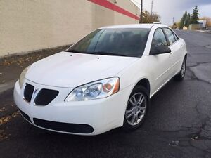 Pontiac g6 automatic certified on special