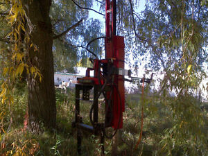 """HYDRAULIC POST POUNDER 10FT 6"""" West Island Greater Montréal image 3"""