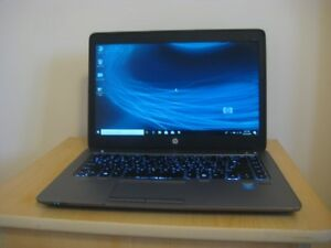 "HP ultrabook, Intel Core i7, 16GB RAM, 256GB SSD, 14"" 1080p LED"