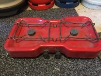 Camping fishing gas stove cooker