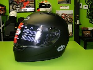 BELL - Matte Black - Medium - Qualifier helmet at RE-GEAR
