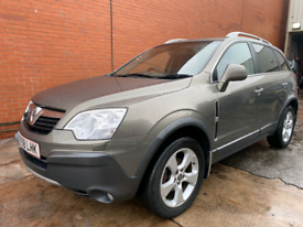 Vauxhall Antara Se 2.0 Cdti 2009