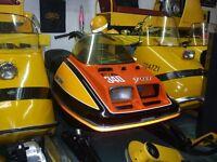VINTAGE 1975 340 FREE AIR SKIDOO