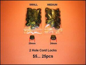 Cord Locks / Zipper Pull Ends
