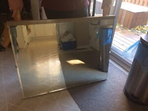 Large dresser mirror (price recently reduced)