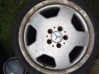 Mercedes Tires