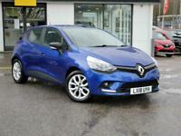 2018 Renault Clio RENAULT CLIO 0.9 TCE 90 Play 5dr Hatchback Petrol Manual