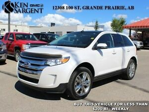 2014 Ford Edge Limited  - Leather Seats -  Bluetooth -  Heated S